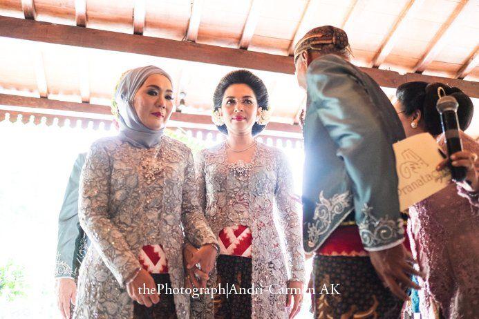 Javanese Wedding Procession