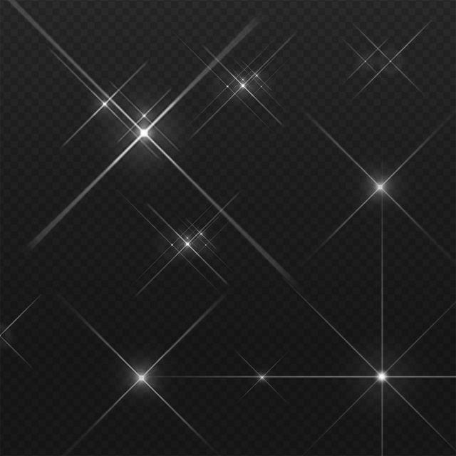 Colecao Criativa De Luzes Brilhantes Brilhante Colecao Conjunto Imagem Png E Psd Para Download Gratuito Overlays Picsart Photo Texture Star Overlays