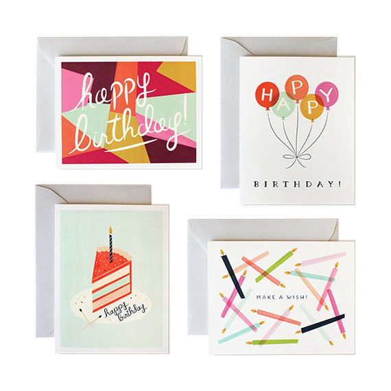 36 best Birthday Cards images – Set of Birthday Cards