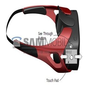 Leaked Photo Shows Rumored Samsung VR Headset