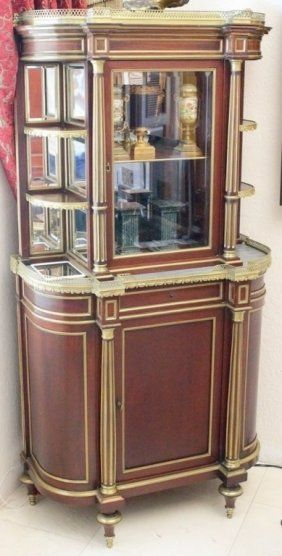Miami Auction Gallery Important Art Antiques And Collectibles Find This Pin More On Display Cabinet Welsh Dresser
