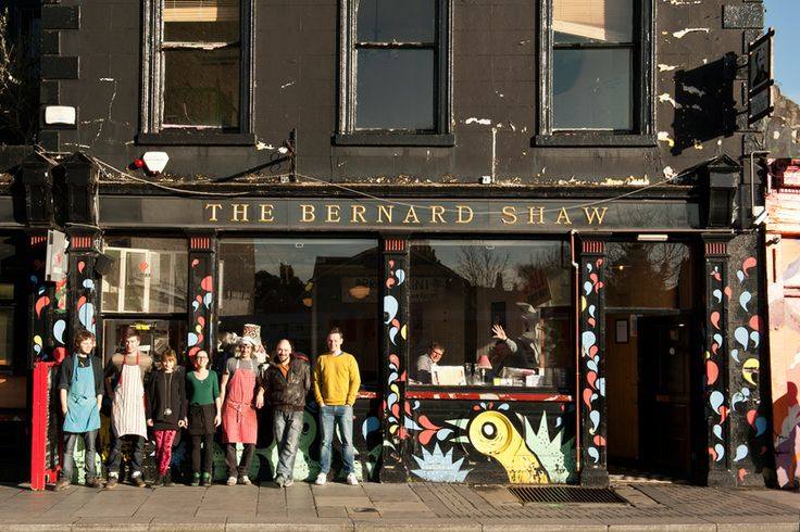 John Mahon &co The Bernard Shaw Richmond St, Dublin 2