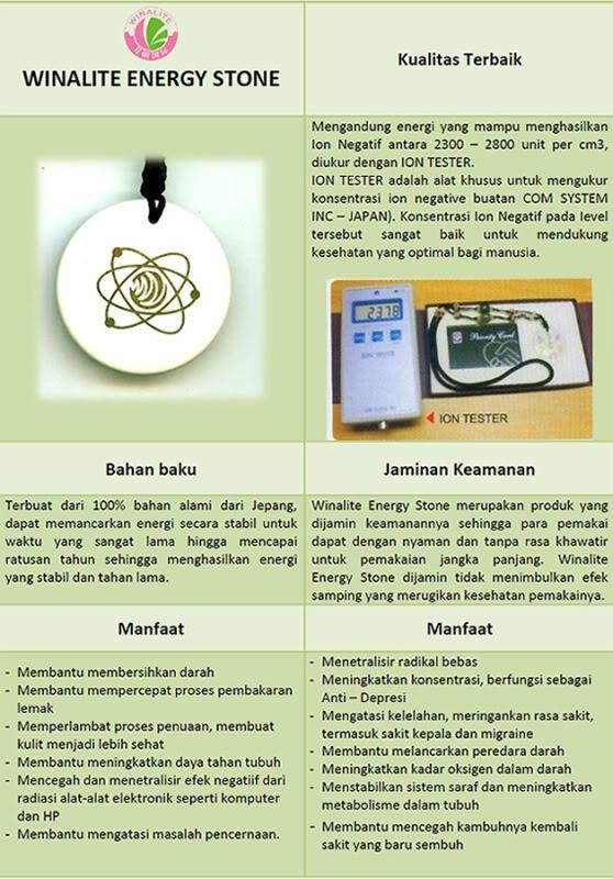 Anion Energy Stone : Meningkatkan Sirkulasi Darah Dan Meningkatkan Konsentrasi.   http://anionenergystones.blogspot.com/