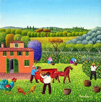Cesare Marchesini | Corn