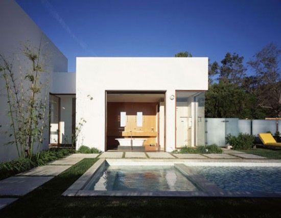Minimalist Design House minimalist houses design – we present the sagaponac house, a