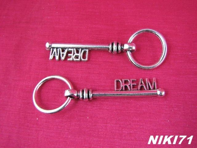 Dream Key Pendants  #4. Starting at $4 on Tophatter.com!