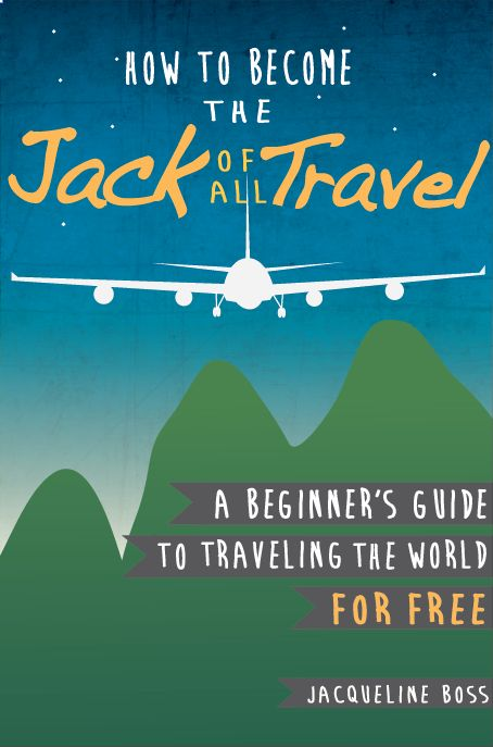 How To Become The Jack Of All Travel is your gateway into the world of free travel, seasonal travel jobs, work-exchanges, and voluntourism at home and abroad, perfect for those seeking to live their own real-life adventures like Elizabeth Gilbert in Eat, Pray, Love.