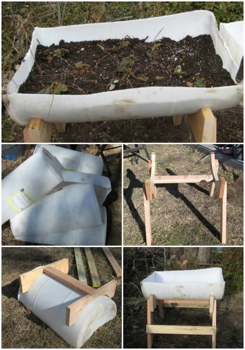 Are you interested in making raised garden beds using repuposed materials? A terrific idea is to create a your own raised garden with food…