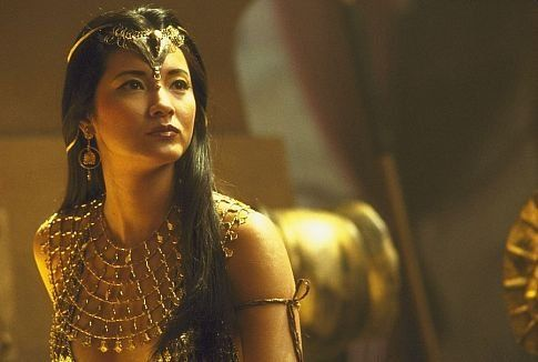 Would love to do a cosplay of Kelly Hu in The Scorpion King (2002) The Sorceress