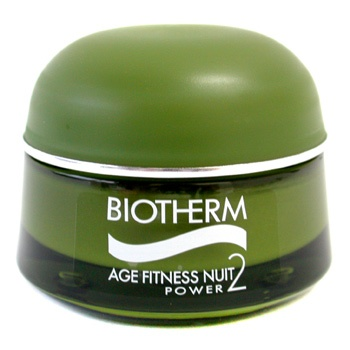 Biotherm Age Nuit.  ¡Las noches... con Biotherm!
