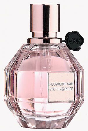 "Victor & Roff FlowerBomb/ ""most seductive, sexy scent ever.""( my husband loves it and puts his face in my neck every time I put it on)"