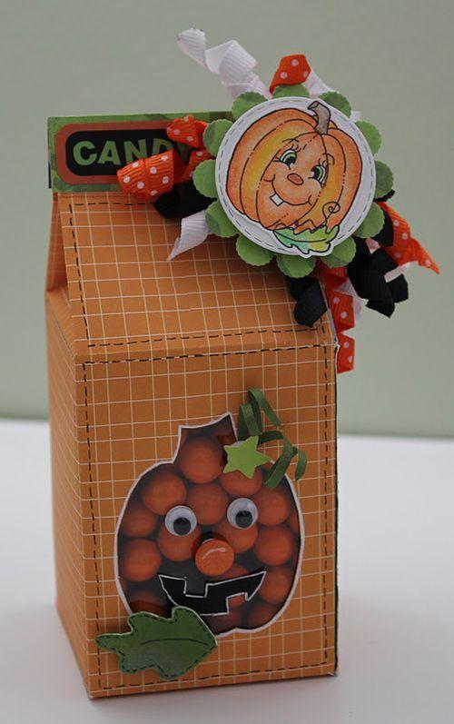 halloween milk carton cindy beland - Halloween Cartons