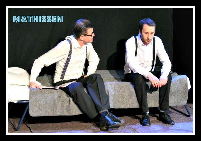 Mathissen (The Dumb Waiter) by Harold Pinter HSF festival Helsingborg maj 2013