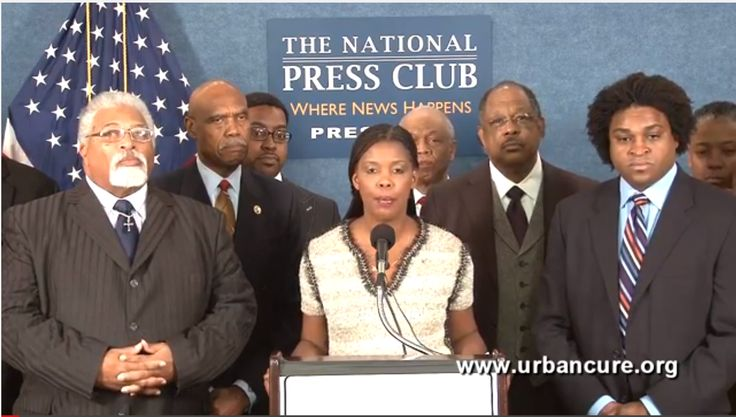 "VIDEO: Black Pastors to Congressional Black Caucus: Decision to Skip Bibi Speech ""Slap in the Face to Israel, God""."
