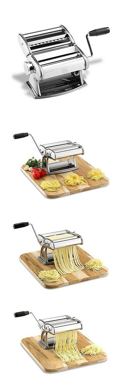 Pasta Makers 20680: Gandm Professional Pasta Maker Machine With Hand Crank And Accessories -> BUY IT NOW ONLY: $37.77 on eBay!