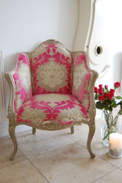 17 mejores ideas sobre decoraci n de estilo franc s en - Sillones estilo frances ...