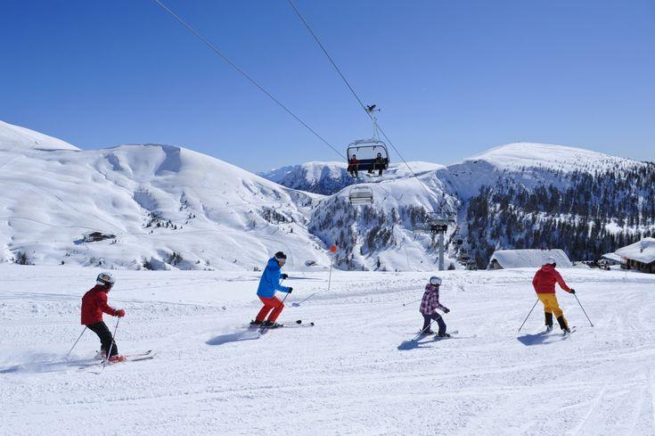 Skiing @Merano 2000