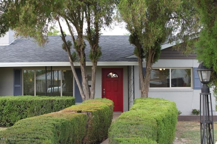 Classic homes house midcentury modern diy phoenix for Classic house phoenix