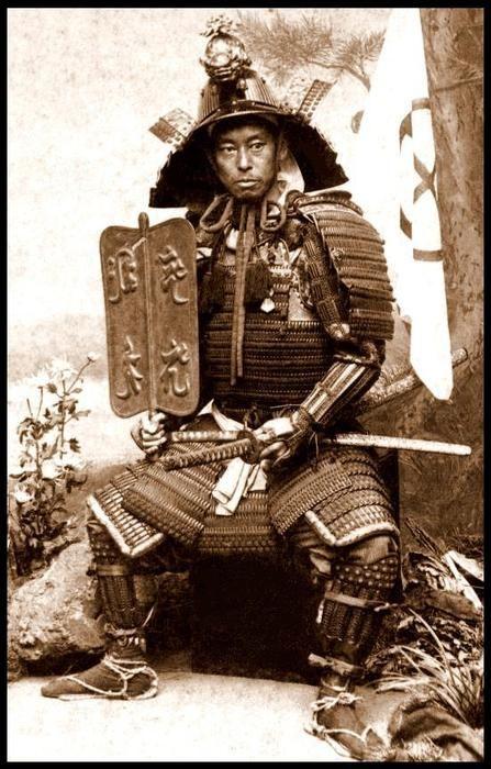 Self Portrait of Japanese by T.Enami
