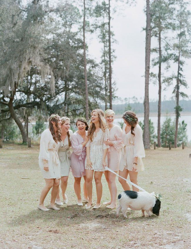 Dreamy Vintage-Inspired Florida Camp Wedding: Val + Lee – Part 1 | Green Wedding Shoes Wedding Blog | Wedding Trends for Stylish + Creative Brides