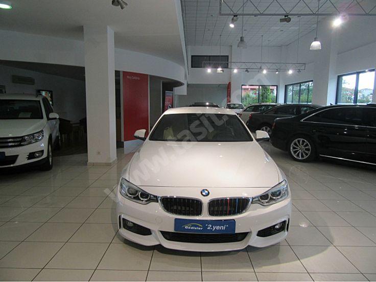 BMW 4 Serisi 420d GEDİZLER''2.yeni''TARABYA BAYİİ'NDEN ( BORUSAN ÇIKIŞLI )