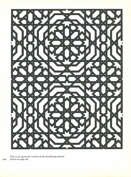 Pattern in Islamic Art - PIA 144