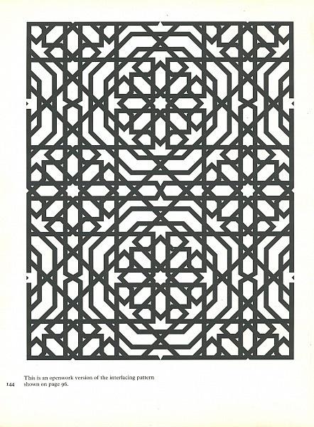 Pattern in Islamic Art - PIA 144