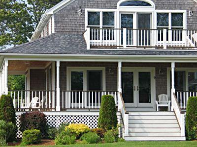 17 best images about amerikansk veranda on pinterest for Wrap around verandah