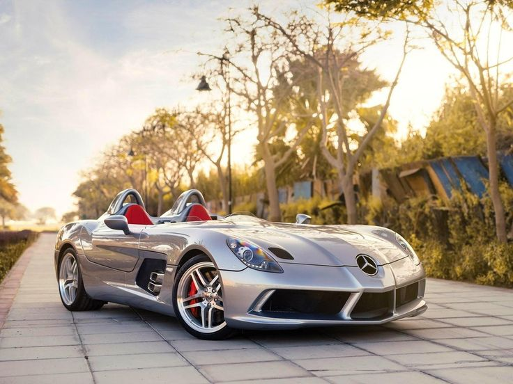 MercedesBenz SLR Stirling Moss mercedes_benz in 2020
