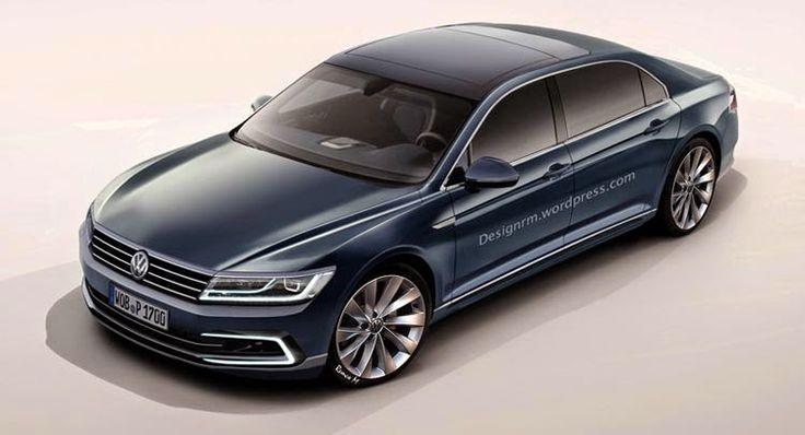 Volkswagen Phaeton 2017 » Los Mejores Autos