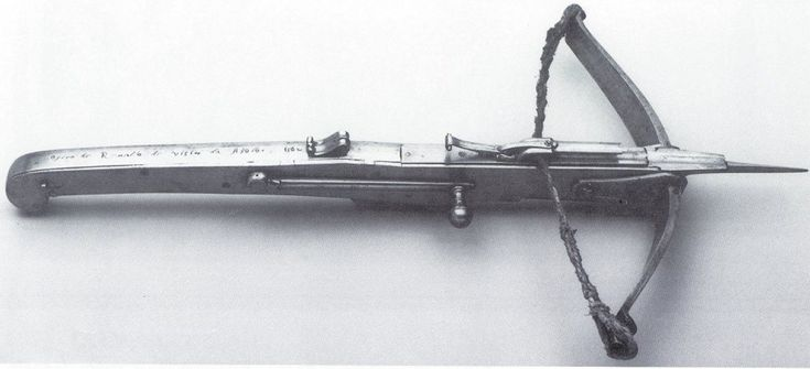 Unusual Small Crossbow