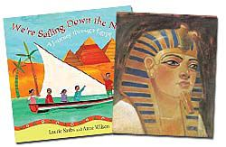 Using great non-fiction and historical fiction books for kids can be a powerful way to personalize 'way back when'. This page lists the best history books for kids--perfect for world history lessons.
