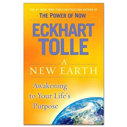A New Earth by Eckhart Tolle (Book) : Jillian Recommends