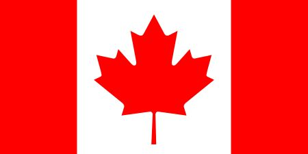 Free Canada flag graphics, vectors, and printable PDF files. Get the free downloads at http://flaglane.com/download/canadian-flag/