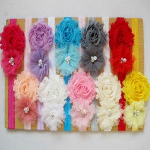 Cute Baby Flower Headband