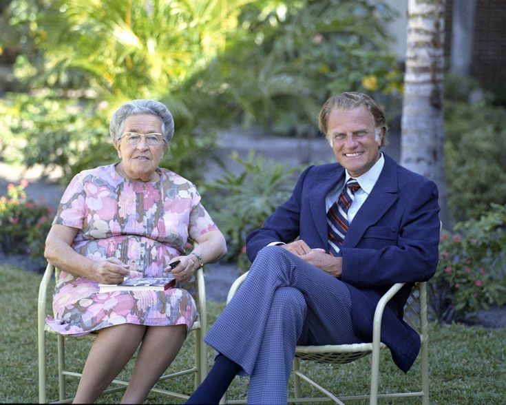 "Billy Graham and Corrie ten Boom   -   ""Corrie is one of the great Christian heroines of the century,"" Billy Graham once said of Corrie ten Boom."