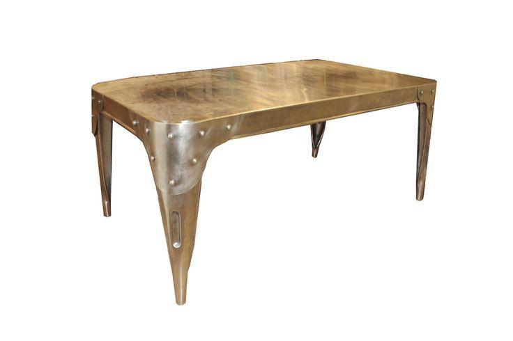 Iron Coffee Table ,Iron Coffee Table, Melange Home, Urban, Table, Coffee