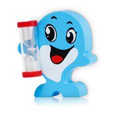 Delfiini hampaidenharjauksen ajastin