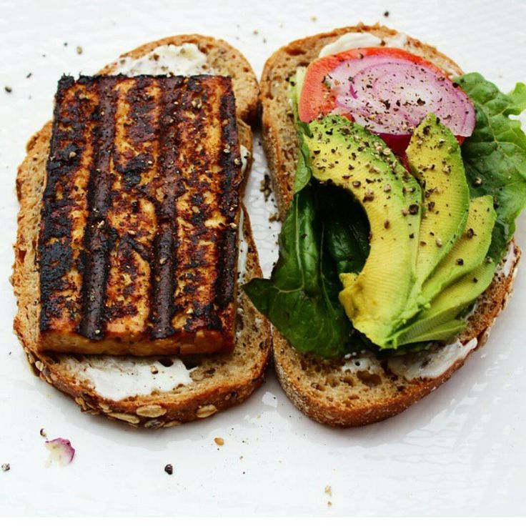 Tofu sandwich - Don't bother buying baked tofu again: Here's how to make it yourself...read moreContinue Reading...