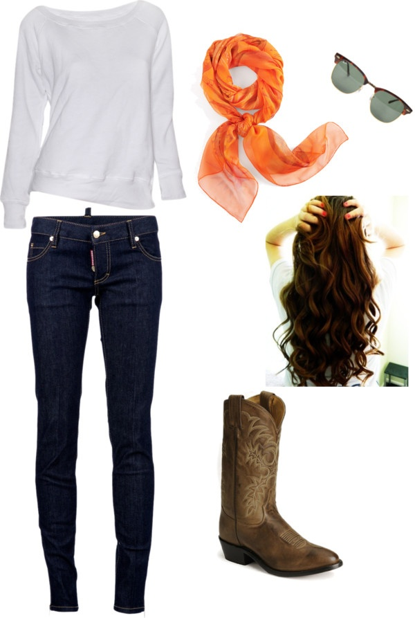"""""""UT Football"""" by ericacampbell on Polyvore"""