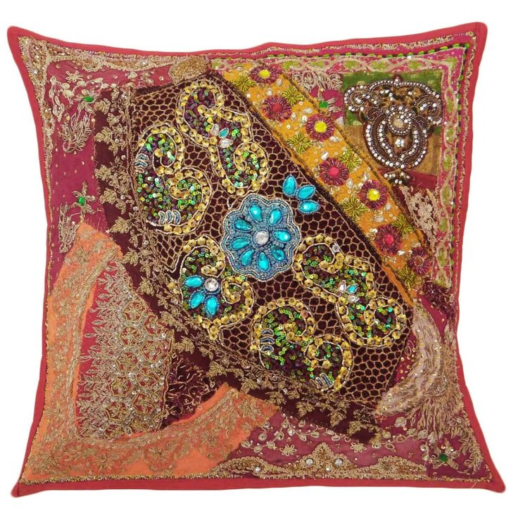 17 Best Images About Namaste On Pinterest Ethnic Home Decor Red Indian And Pillow Covers
