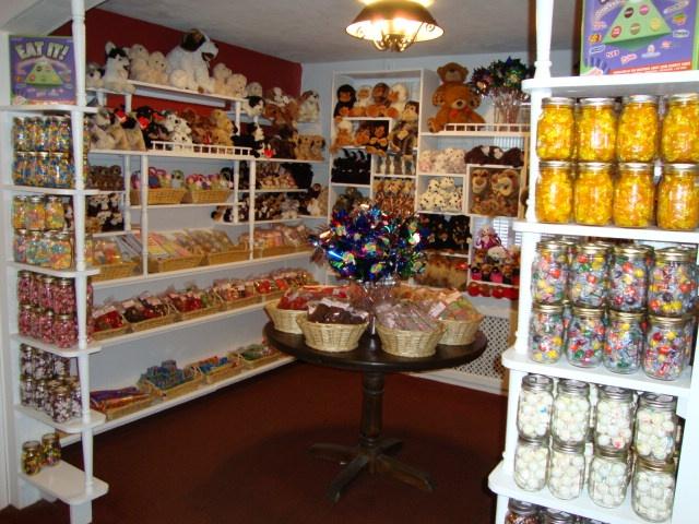 Callie S Pretzel Factory Candy Kitchen
