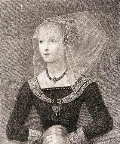 Henry viii's grandmother Elizabeth Woodvile