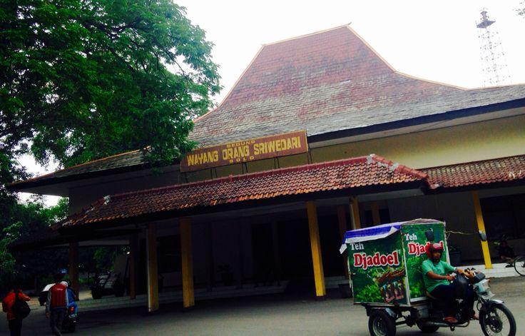 Gedung Wayang Orang Sriwedari - Solo - Central Java - Indonesia