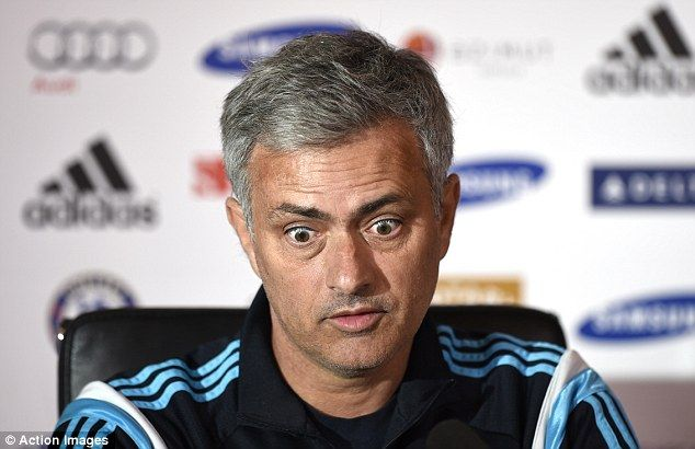 Jose Mourinho admits commercial deals DO play a part in Chelsea transfers after offer for Yoshinori Muto | Daily Mail Online