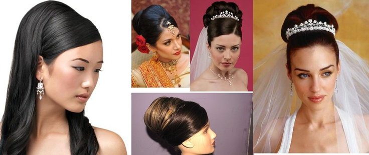 Hairstyle inspiration moodboard