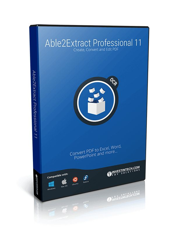 #Software @Able2Extract Professional 11. Create, Convert and Edit #PDF http://www.tech-wonders.com/2017/01/pdf-editing-with-able2extract-professional-11.html