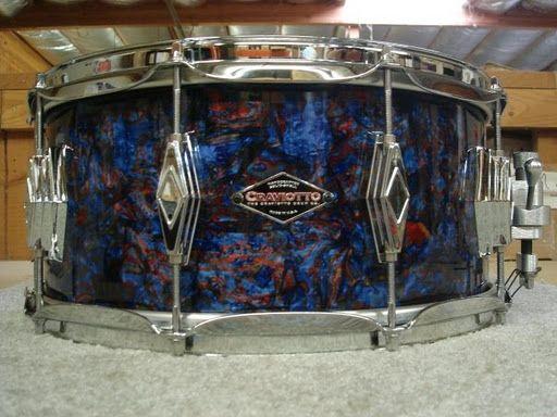 Craviotto drums   BANG - GO - BOOM!