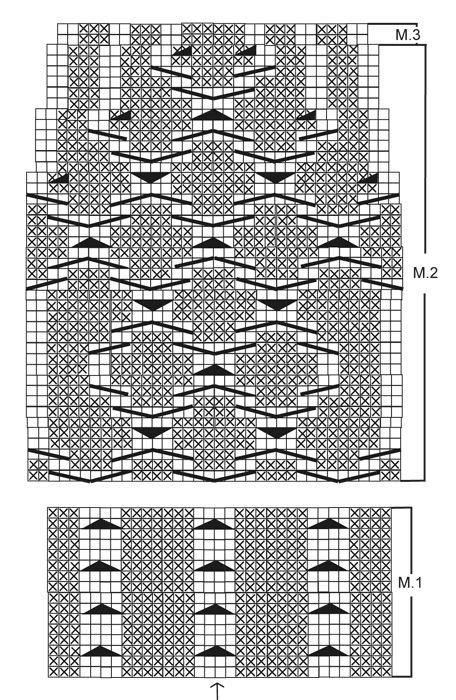 """Riverdance - DROPS palmikkosukat """"Karisma""""-langasta. - Free pattern by DROPS Design"""