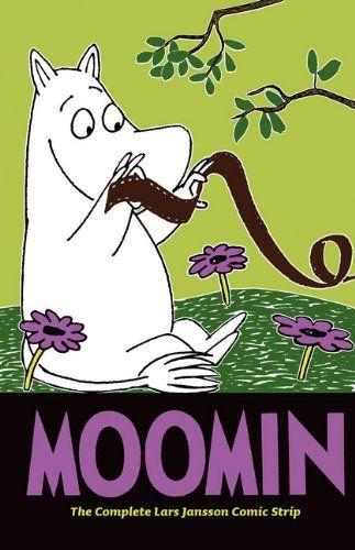 Moomin Book Nine: The Complete Lars Jansson Comic Strip